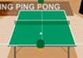 King Ping Pong Flash Game