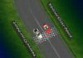 New Car Net Racer Flash Game