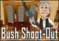 Bush Shoot-Out Flash Game