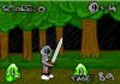 God Slasher Flash Game