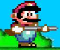 Mario Rampage Flash Game